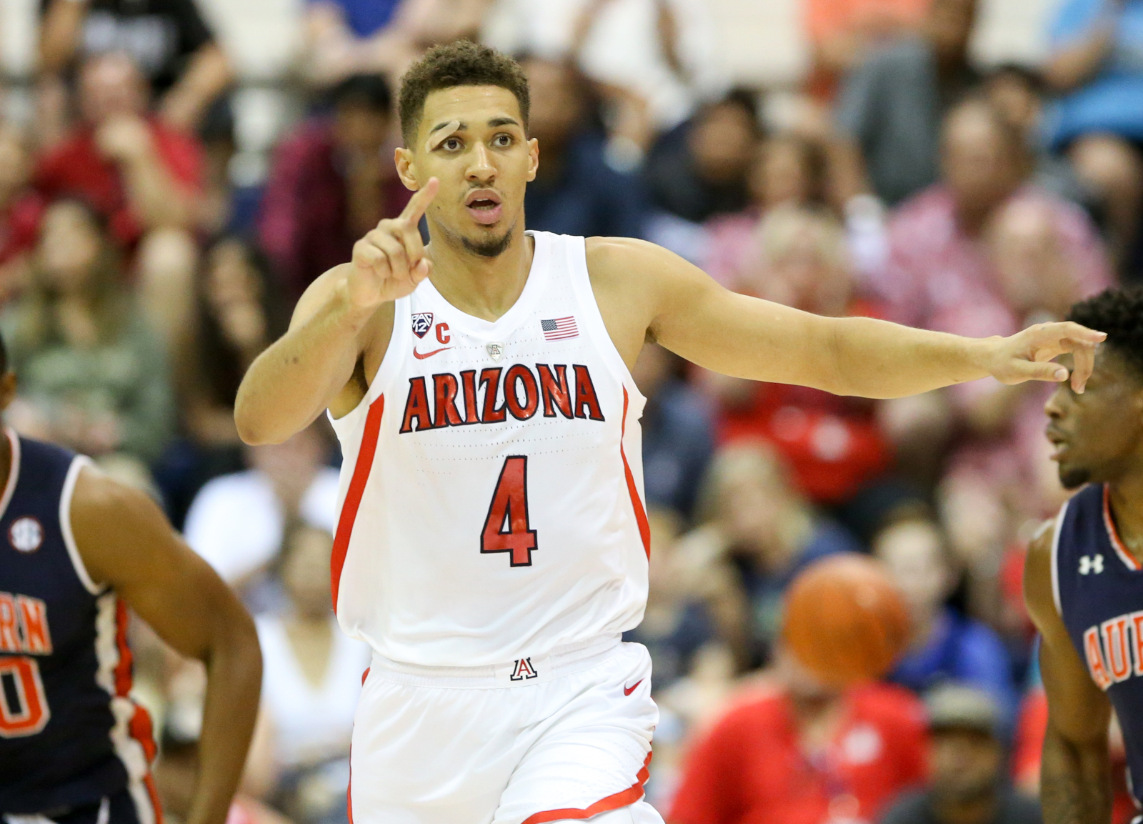 Arizona Basketball: Chase Jeter named to Pac-12 All Academic Team