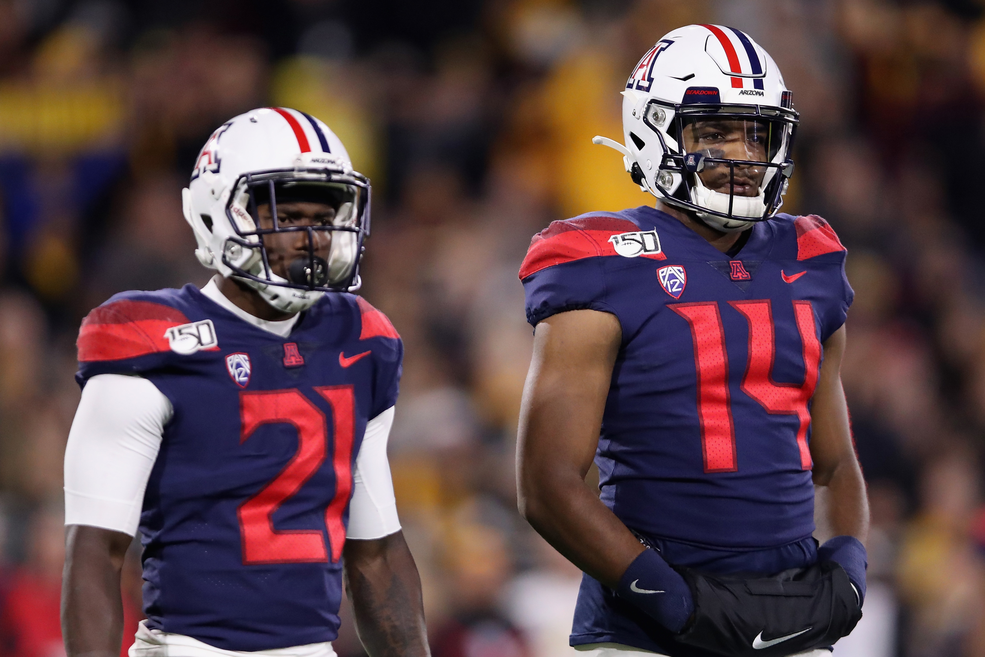Ex Cat J J Taylor Has A Chance To Surprise With New England Patriots