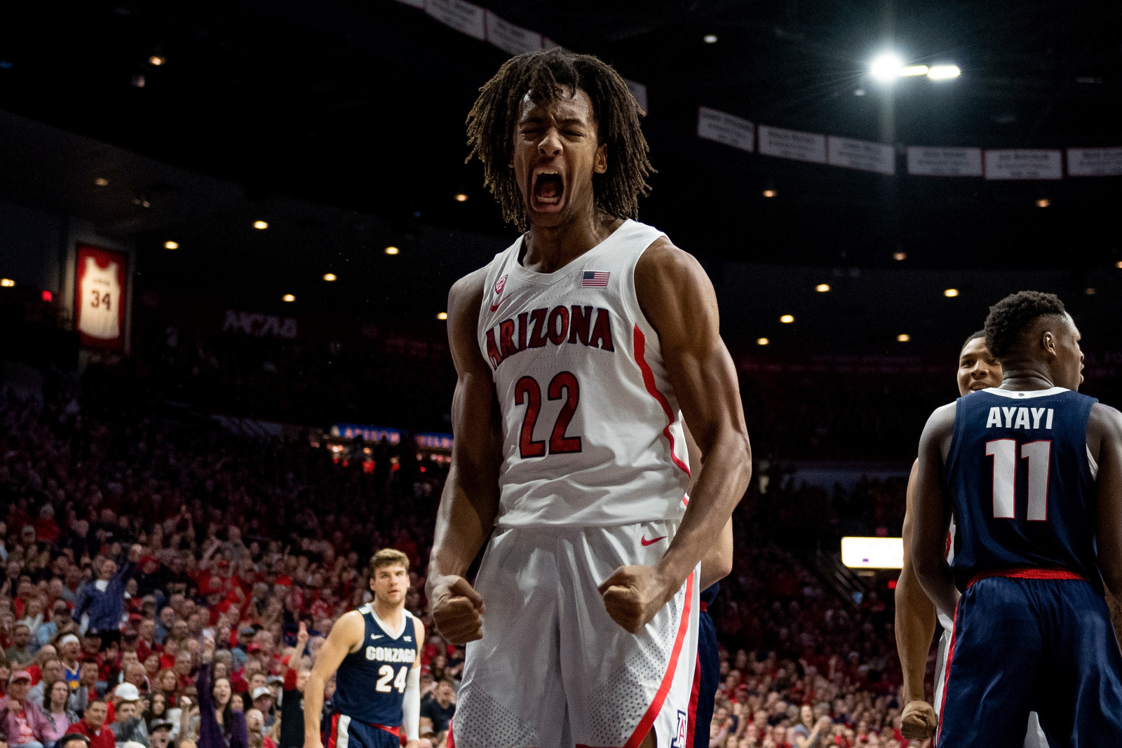 Arizona Basketball: How Zeke Nnaji Became The Best Wildcat