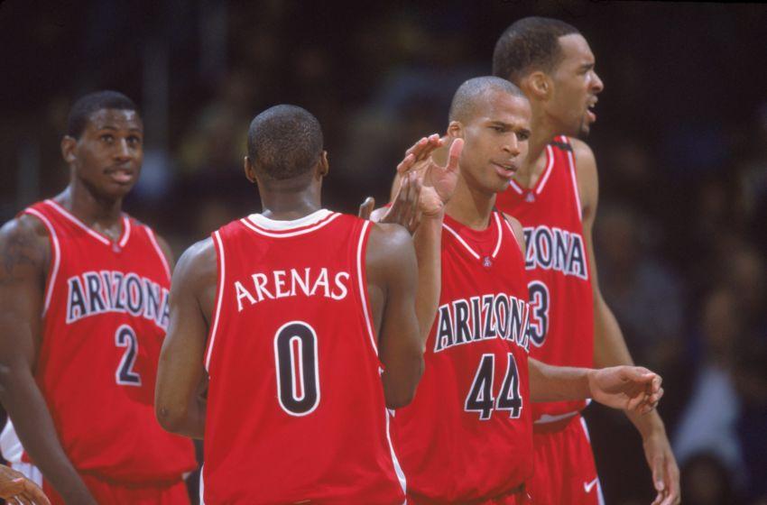 Arizona Basketball: Richard Jefferson showing some love for his ...