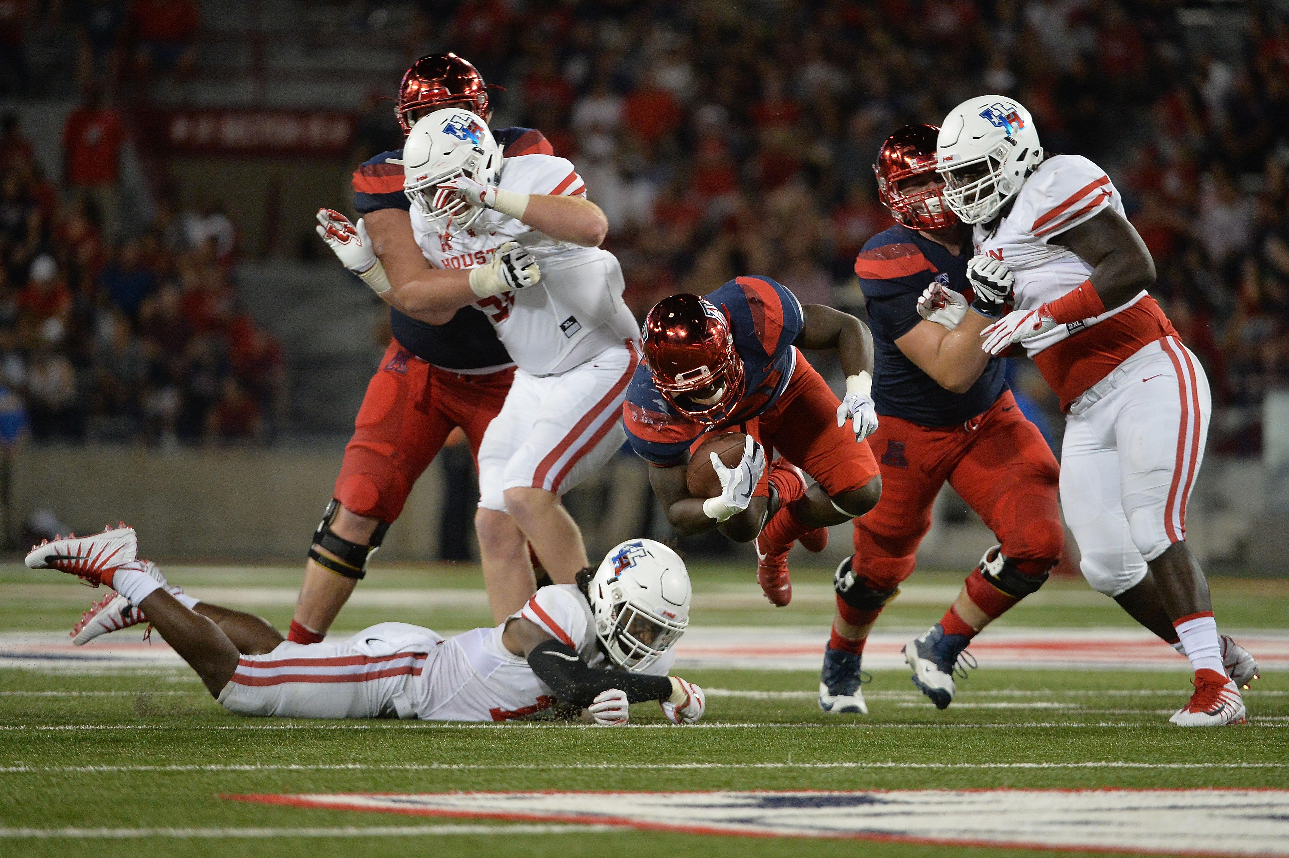 Arizona Football 3 Takeaways From Loss Vs Houston