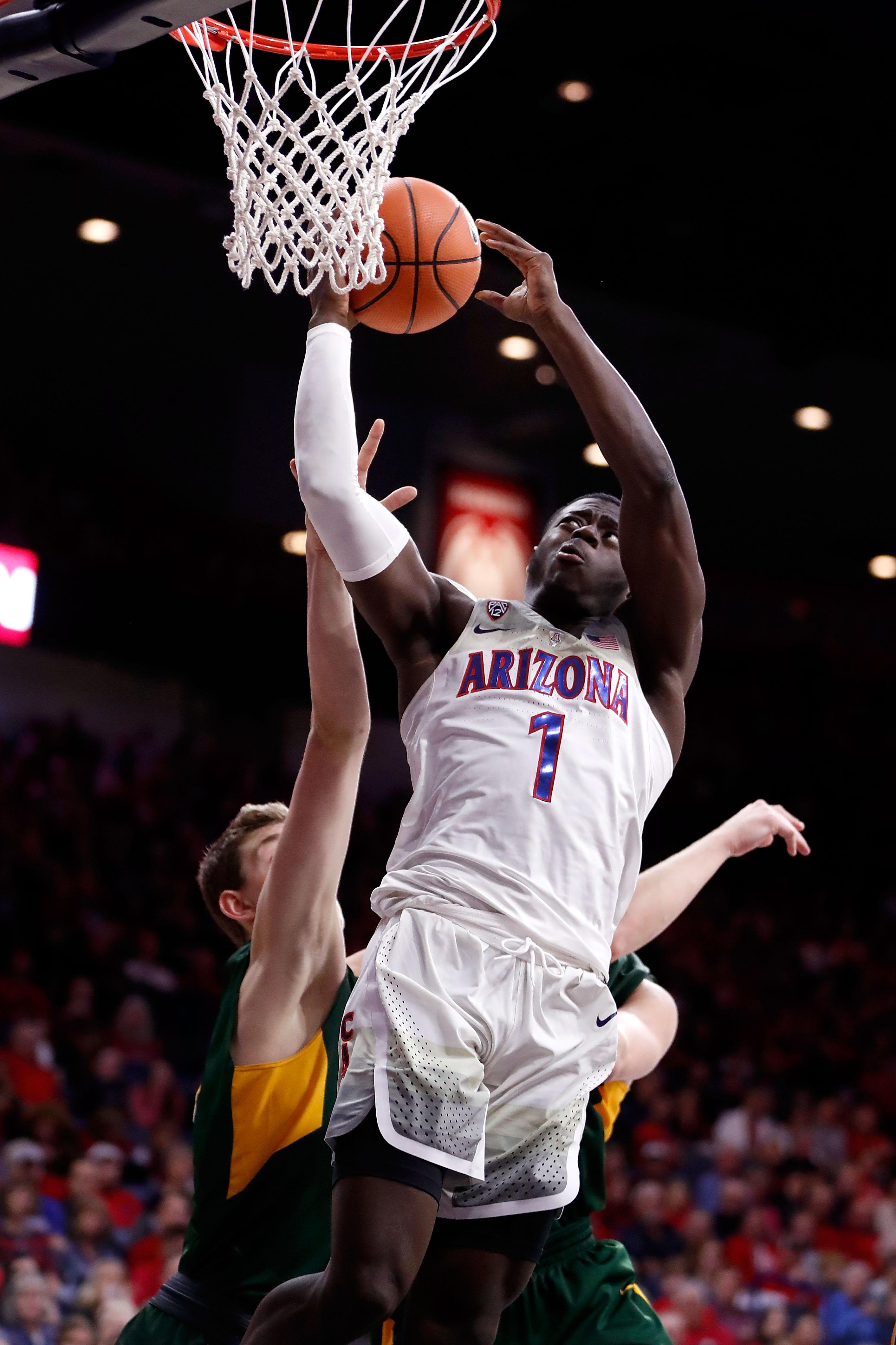 Arizona Basketball: Rawle Alkins moving up fast in 2018 ...